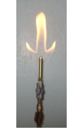 Single Flame Burner